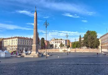 Wall Murals Obelisca Piazza del Popolo