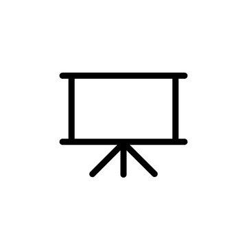 Vector illustration, whiteboard icon design