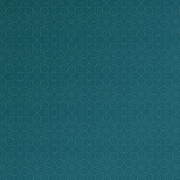 abstract islamic background seamless patter