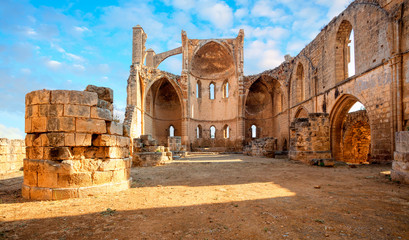 Acrylic Prints Northern Europe St George of the Greeks Church,Famagusta, North Cyprus.