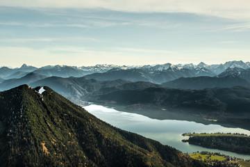 Bayerischer Bergsee