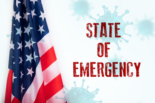 USA sweeping emergency state restrictions to combat the spread of the virus.