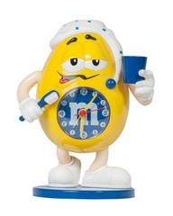 Toy Clock M & M's