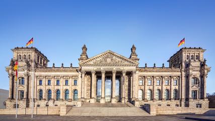 trhe famous reichstag building in berlin Fotomurales