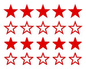 Obraz gwiazdy zesaw - fototapety do salonu