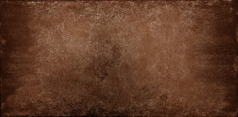 Papiers peints Cailloux Grunge brown stone texture background