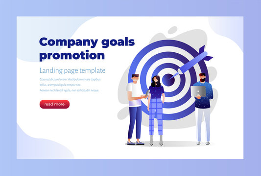Targeted advertisement and lead scoring