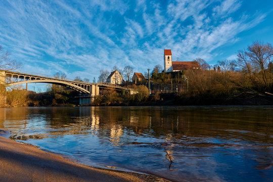 St Blasius Kirche in plochingen am Neckar
