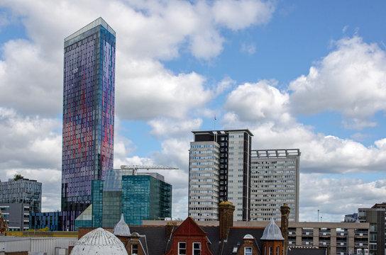 Croydon Skyline, South London