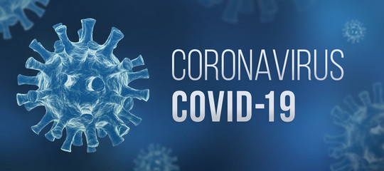 Poster Wall Decor With Your Own Photos Coronavirus COVID-19