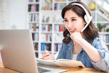 online education service concept