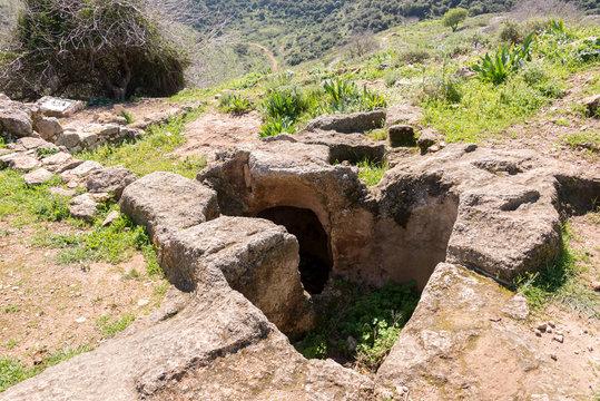 Tel Yodfat National Park