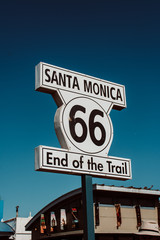 Wall Murals Route 66 The Route 66 Sign
