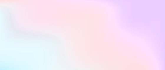 Pastel color gradient. Pale shade background. 背景:グラデーション シンプル パステル 淡い