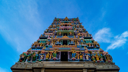 Wall Murals Place of worship temple in india