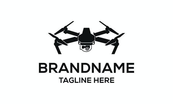Drone Vector Logo Design Inspirations