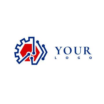 Electrical Circuit Logo