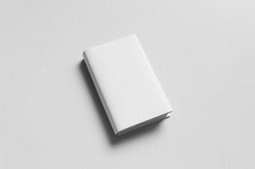 Hardcover Book Mock-Up - Dust Jacket
