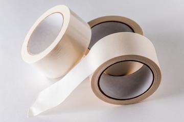 Few rolls of paper masking tape