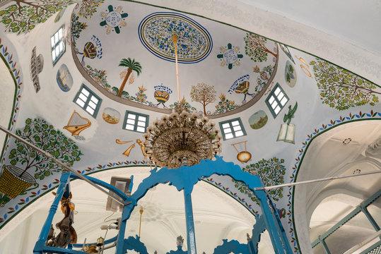 Visiting Safed in Northern Israel