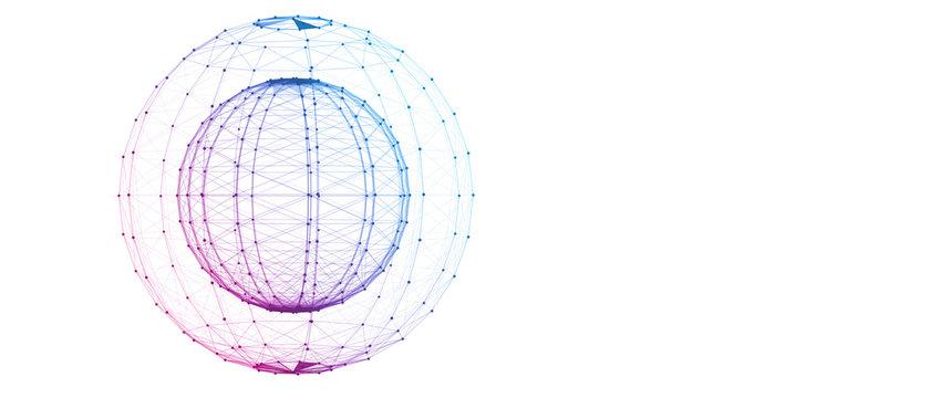 sfondo, rete, informatica, network