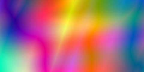 smooth bright glowing spectrum gradient abstract