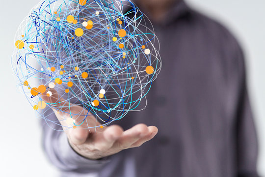 Structure of world economy, communication network..