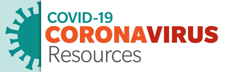 Covid-19 Coronavirus Resources Graphic