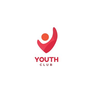 Abstract Youth Logo Template