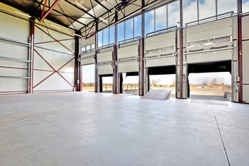 Fototapeta Warehouse. obraz