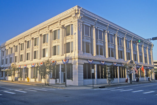 Clinton/Gore for President National Campaign Headquarters, Little Rock, Arkansas