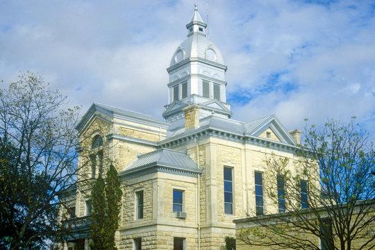 Bandera City Hall and Courthouse, Bandera, TX