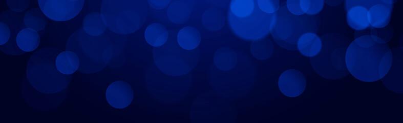 Blue and purple bokeh Fotomurales