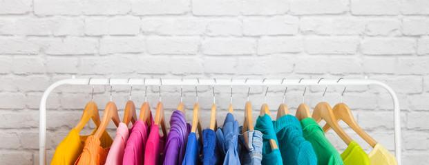 Women's wardrobe sweatshirts shirts and blouses