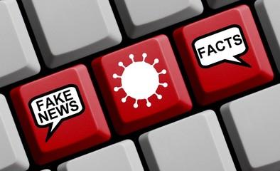 Fake News und Fakten zum Coronavirus
