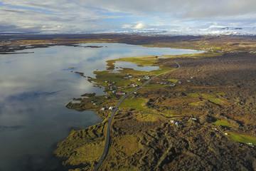beauty of Myvatn Iceland