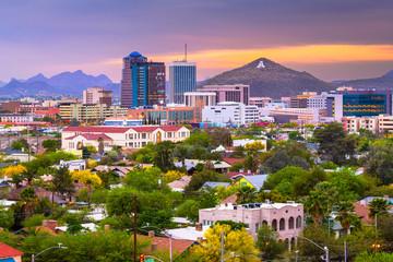Fototapete - Tucson, Arizona, USA