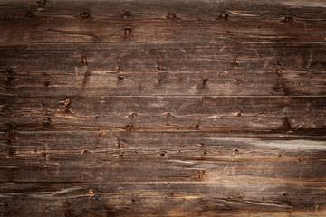 Fotoväggar - Dark wooden background