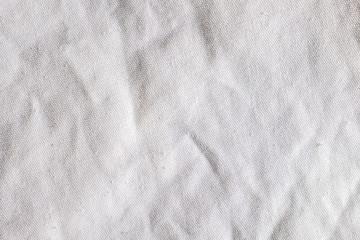 Stores à enrouleur Tissu white calico fabric cloth background texture