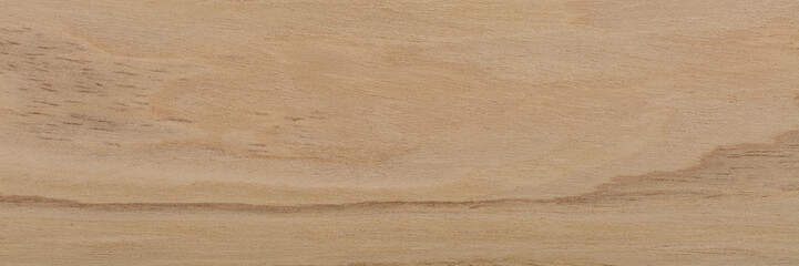 Tuinposter Marmer Perfect light beige oak veneer background as part of your design. Natural wood texture, pattern.