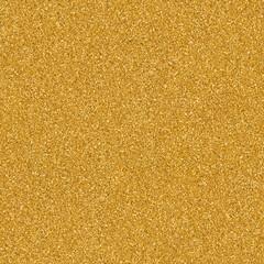 Yellow, golden, orange glitter, sparkle confetti texture. Christmas abstract background, seamless...