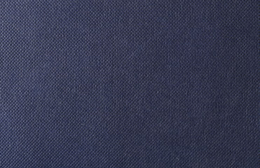 Synthetic blue nylon fabric, cloth texture background
