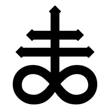 Leviathan Cross Clipart