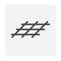 steel rebar icon