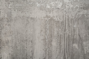 Foto auf Gartenposter Betonwand Grunge rough concrete texture background
