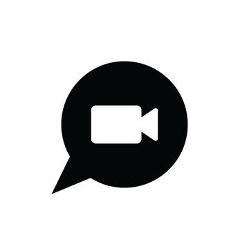 Video call icon,