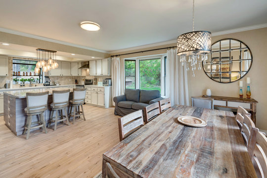 Amazing home design modern and rustic, European and American luxury interiors.