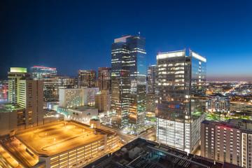 Fotomurales - Phoenix, Arizona, USA Cityscape