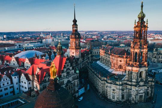Dresden oldtown