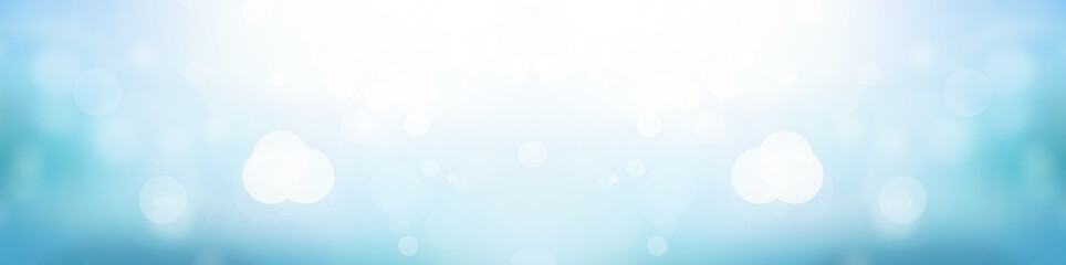 United Nations' World Health Day concept:  Blue abstract background blur